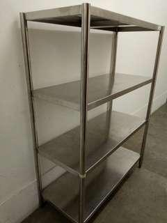 4 Tier Shelving FREE DELIVERY