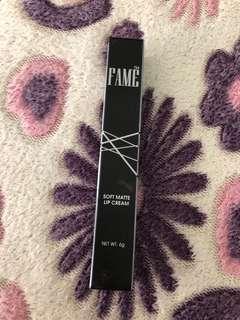 FAME Soft Matte Lip Cream