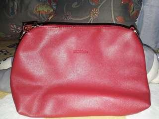 [REPRICED] Secosana Red Pouch