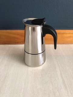 Stainless steel coffee Moka pot