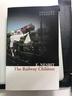 [平賣]英文書 小說 The Railway Children