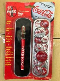 🚚 經典可口可樂鉛筆盒紀念組
