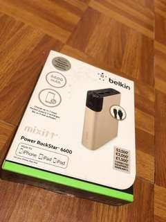 Belkin Power pack Power bank 6600mah