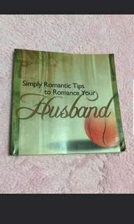 Simply Romantic Tips to Romance Your Husband