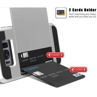 INSTOCK Sliding Card phone  case  ‼️FREE MAILING ‼️