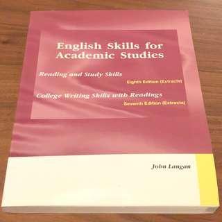 English Skills for Academic Studies