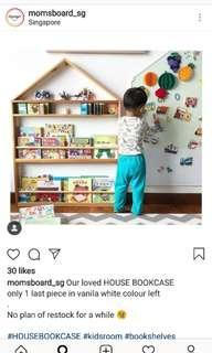 🚚 Moms Board Jeje House Book Case
