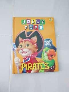 Children 3D story book