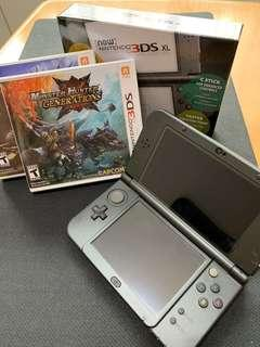 (February Promo!) Nintendo 3DS XL (New Edition)