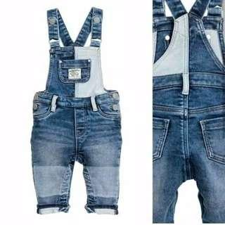 SALE! New Overall Jeans H&M HnM