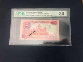 🚚 PRINTING ERROR MALAYSIA RM10 PMG30