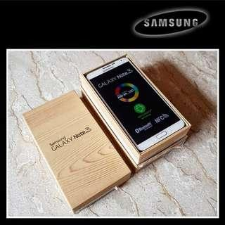 Samsung Note 3 * 32GB Classic White *Used Condition*