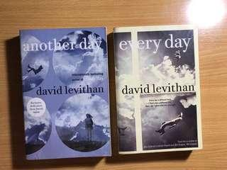 Everyday / Another day by David Levithan