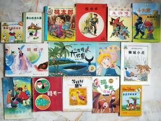 🚚 Chinese Storybooks