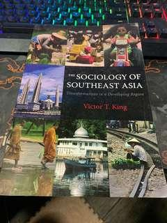 The sociology of Southeast Asia by victor t king