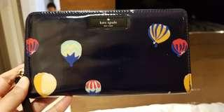 🚚 Kate Spade Long Wallet AUTHENTIC