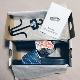 Vans x FDMTL Patchwork Sandals (Navy)
