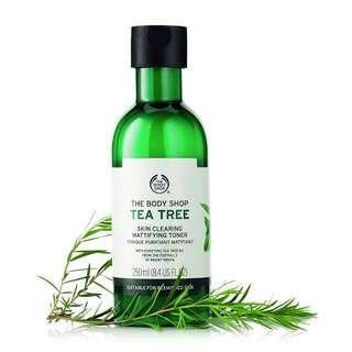 The Body Shop TEA TREA MATTIFYING TONER