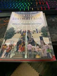The city in Southeast Asia : patterns, processes and policy