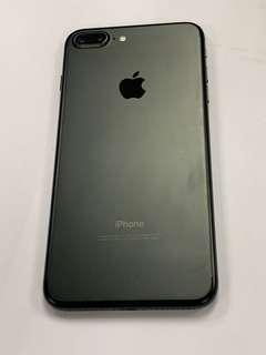(議價不回覆)iPhone 7 Plus 128gb 啞黑