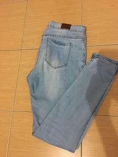 Padini jegging soft blue