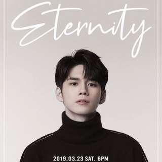 WTS Ong Seung Wu Eternity Fan Meeting Ticket Lychee Zone