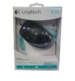 Logitech m100r mouse