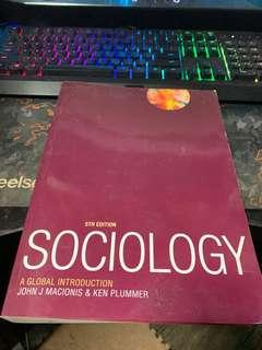 Sociology : a global introduction 5th edition