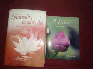 Buku spiritual