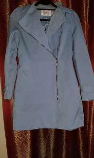 Sky Blue Coat