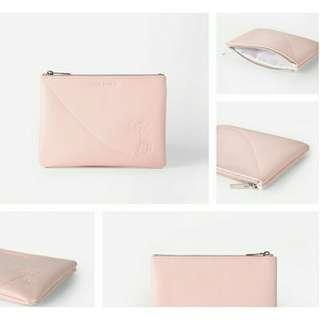 Pre-order BTS Love Myself cion wallet purse pink