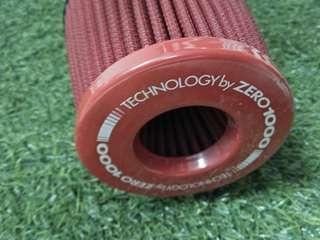 Top fuel zero 1000 power chamber air filter