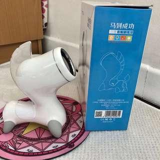 IMU i-ma Horse Limited Edition Rechargeable Portable Bluetooth Speaker #TRU50