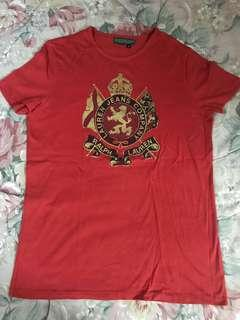 Ralph Lauren red shirt