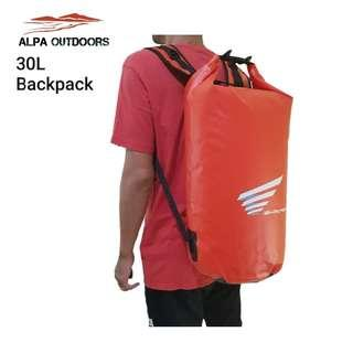 DRYBAG BACKPACK 30L