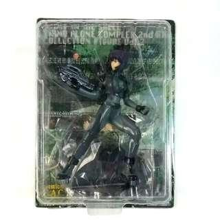 👩Ghost In The Shell Stand Alone Complex Anime Figures Collection