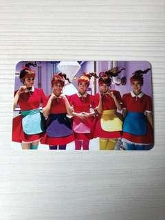 """🚚 [WTS] Red Velvet """"The Red"""" Group PC"""