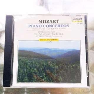 Mozart Piano Concertos.