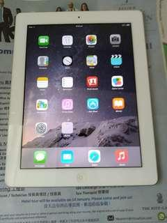iPad 2 16 gb speaker is not good on high volume