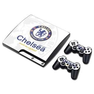 Chelsea Body Skin Sticker For PS3 SLIM