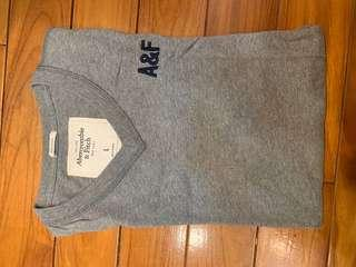 🚚 Abercrombie & fitch 短t 保證正品