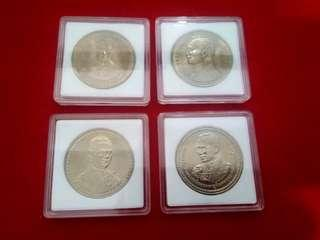 Thai commemorative coin 4 major event