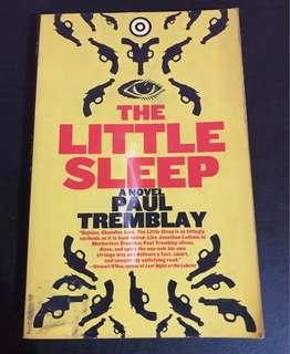 The Little Sleep by Paul Tremblay Preloved Books