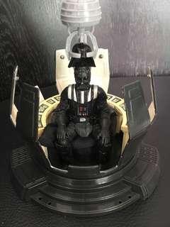 Darth Vader 3 3/4 star wars