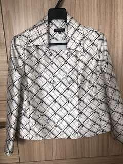Raoul silk jacket