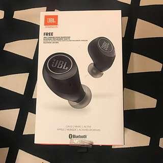 🚚 Wireless Headphones JBL FREE by Harman