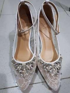 Cava Prive Wedding Shoes