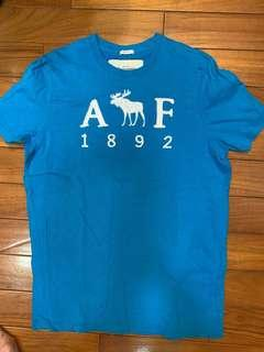 🚚 Abercrombie &Fitch 短t 保證正品