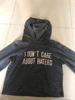 typo hoodie