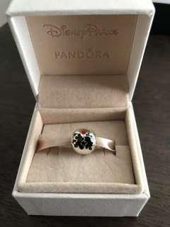 Pandora Disney Mickey and Minnie Charm